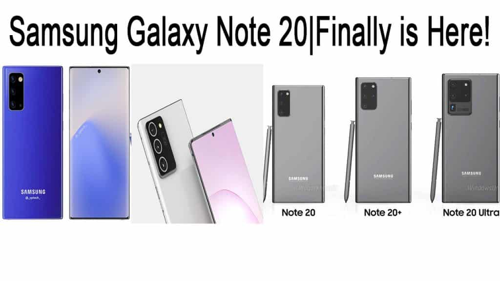 Samsung Galaxy Note 20|Finally is Here!