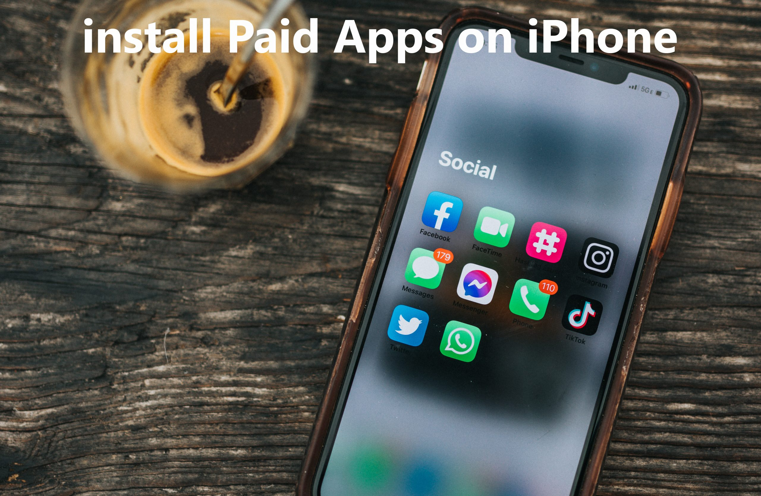 How to install Paid Apps on iPhone iOS 14